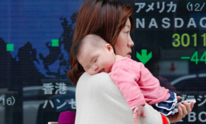 japanesewomenspeakmaternityharassment